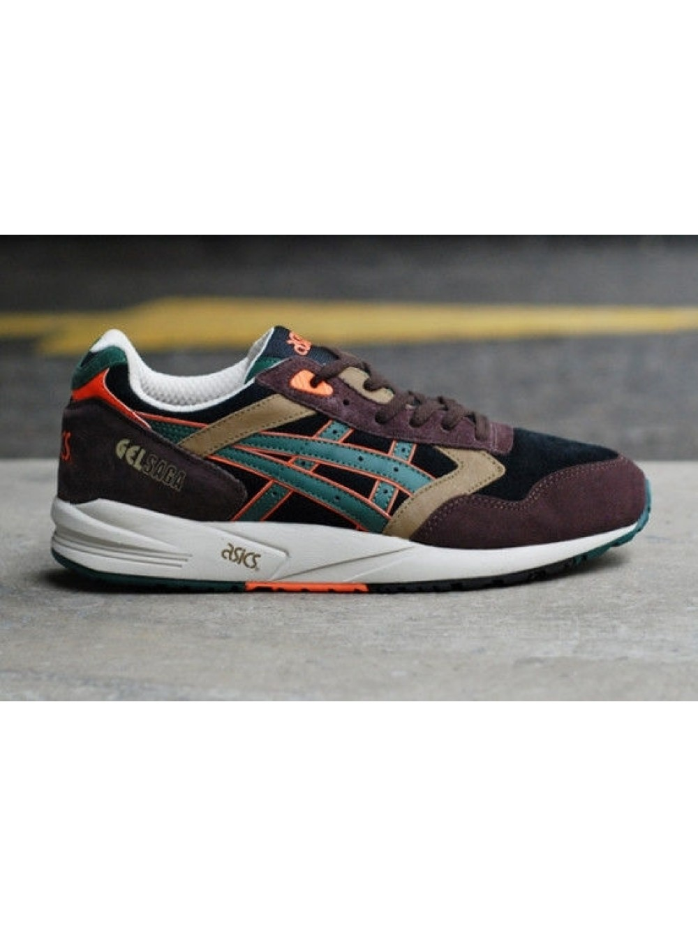 outlet store 87d1a f3360 Кроссовки Asics Gel Saga Camo Pack 4