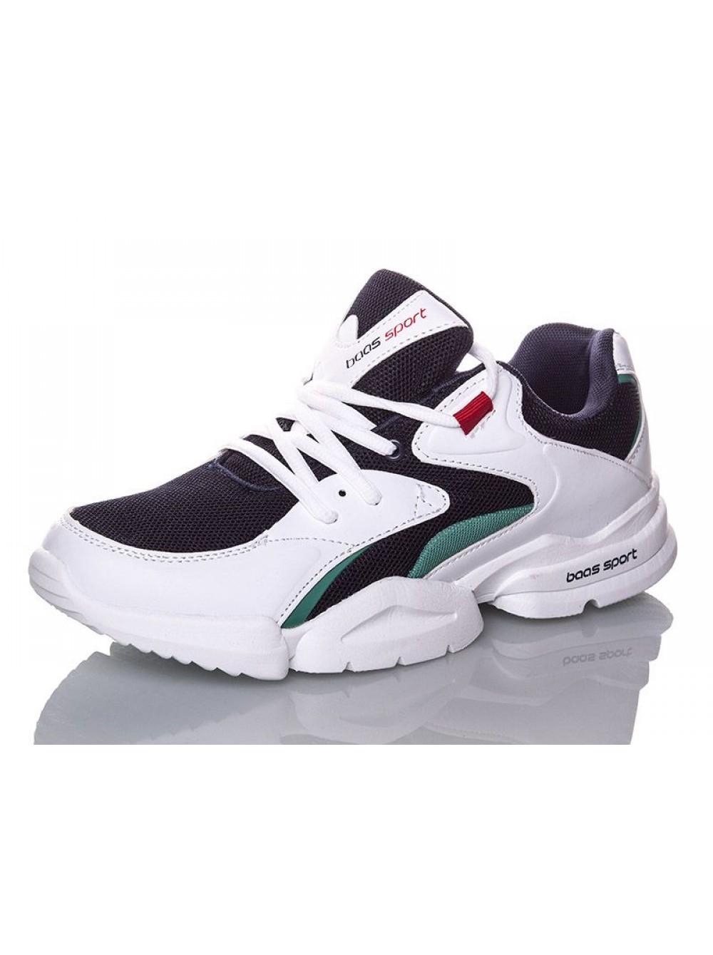 b7ea315ff Купить кроссовки BaaS мужские белые с доставкой по Украине
