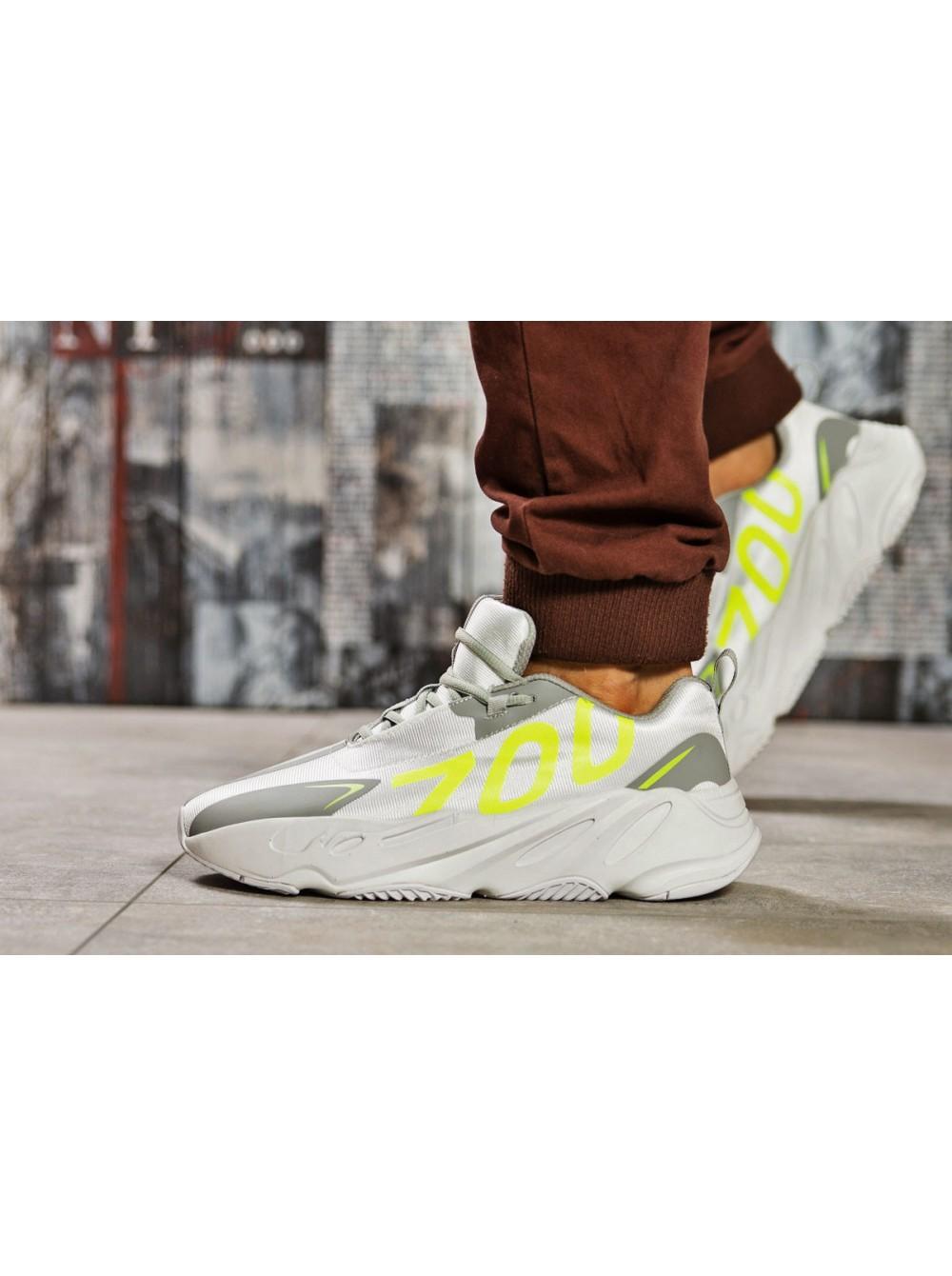 7dfc673fe84c Купить кроссовки Adidas Yeezy 700 мужские серые в Украине