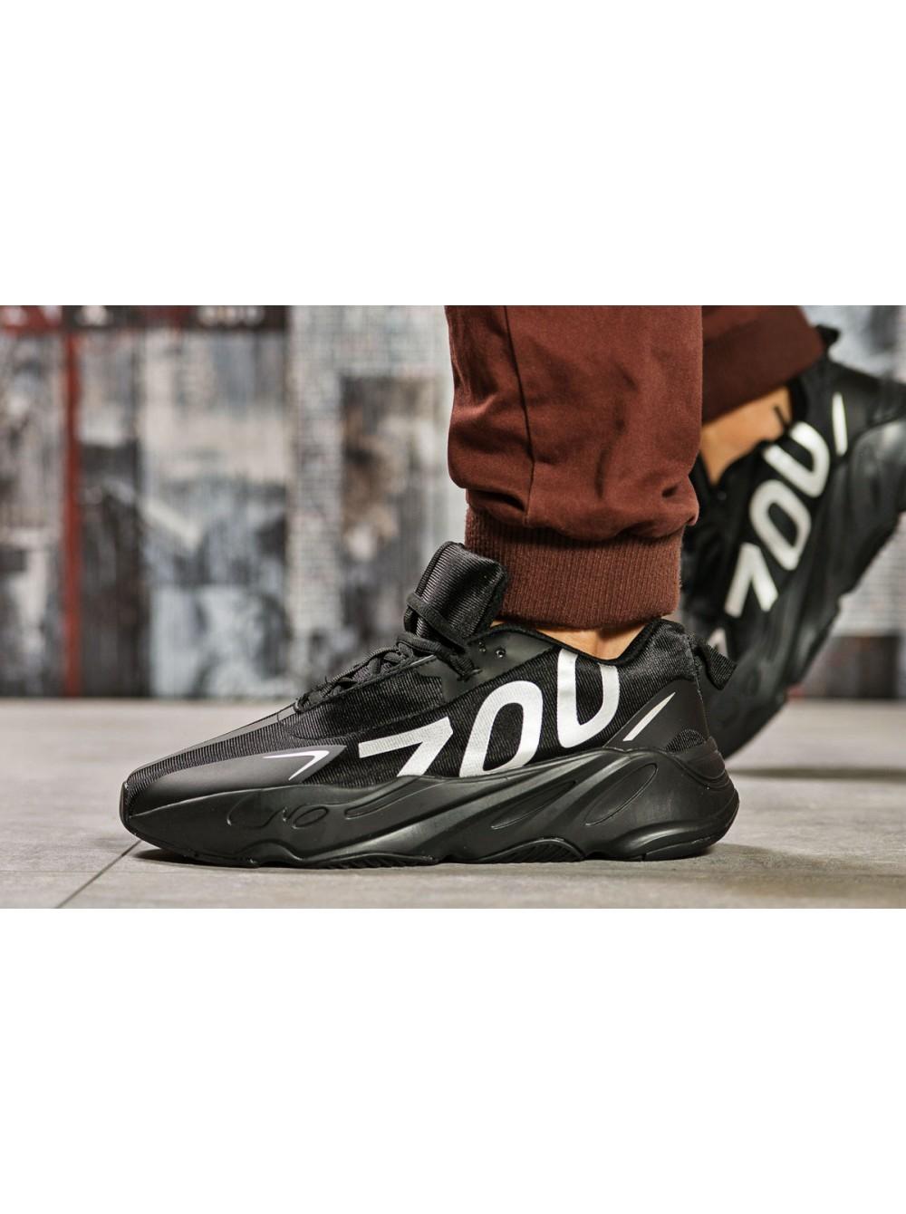 698031c096b4 Купить кроссовки Adidas Yeezy 700 мужские черные в Украине