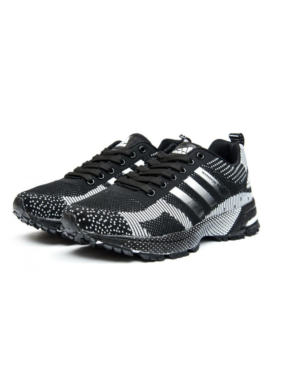8547d70e Кроссовки Adidas Marathon TR 21, Черные, 11722, 37-41р. Купить со