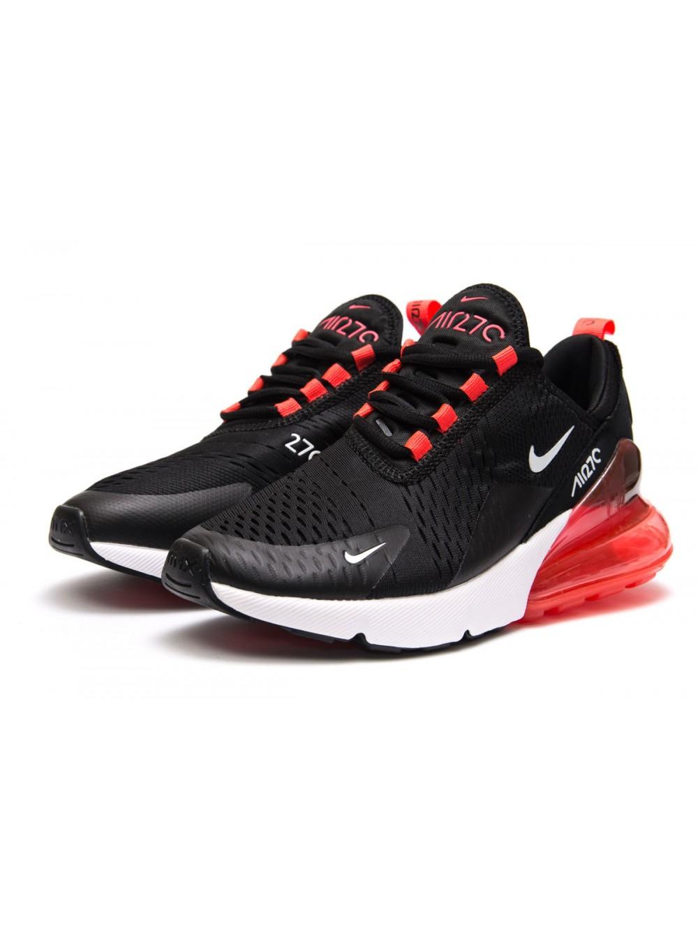 0914d1c405b615 Мужские кроссовки Nike Air 270, Чёрные, купить с доставкой по Украине
