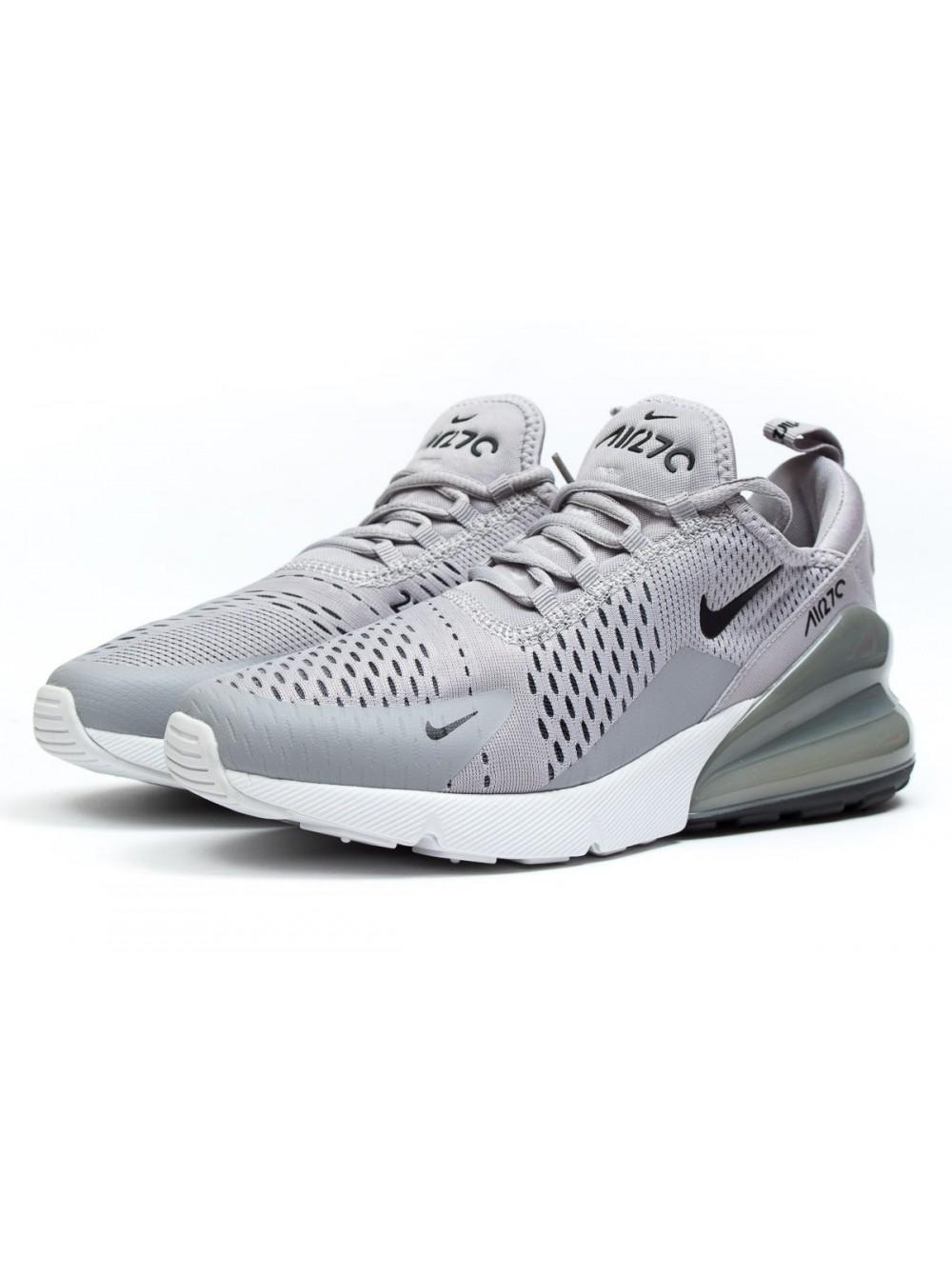7505f93a Купить кроссовки Nike Air 270 мужские серые | KED.NET.UA