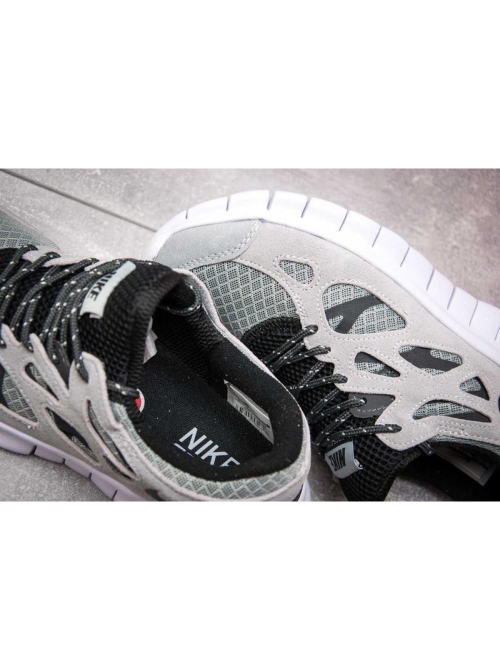 f8610c54 Кроссовки Nike Free Run, Светло-серый, 13445, 41-45р. Купить