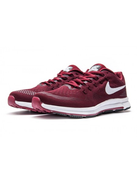 Кроссовки Nike Zoom All Out 3, Бордовые, 12731, 41-45р.
