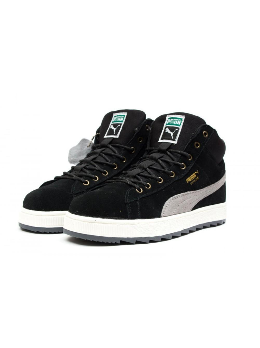 Купить зимние кроссовки Puma Suede 6f391f06a4ae5