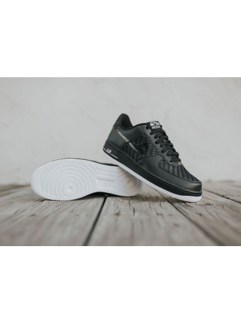 Кроссовки Nike Air Force 1 Low Black-Summit White