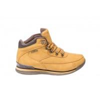 Зимние ботинки женские Restime песочные