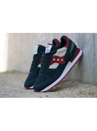Кроссовки Saucony Black/Bordo