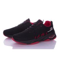 Модные кроссовки Wonex мужские сетка черные
